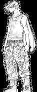 Mezo Shoji civilian profile