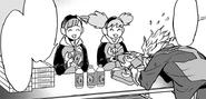 Kazuho and Miu provide help