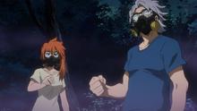 Tetsutetsu and Itsuka