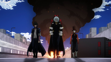 New rulers of the underworld