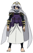 Tamaki Amajiki Hero Costume Anime
