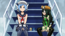 Tsuyu and Sirius