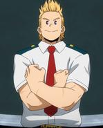 Mirio Togata School Profile
