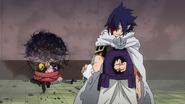 Tamaki Amajiki defeats Setsuno, Hojo, and Tabe (Anime)