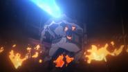 Endeavor kills Nomu