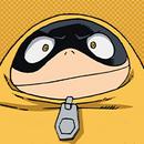 Fat Gum Anime Portrait