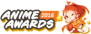 Crunchyroll Anime Awards 2016 Logo