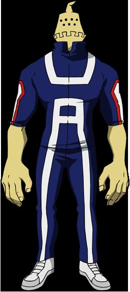 Kojiro Bondo Uniforme