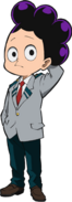 Minoru Mineta Full Body School Uniform Anime