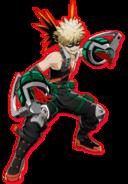 Katsuki Bakugo One Justice Design