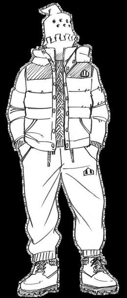 Kojiro Bondo civil