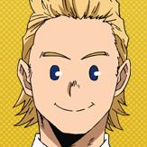 Mirio Togata Anime Portrait