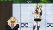 Himiko Toga and Twice report to the League