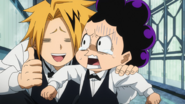 Denki Kaminari promises Minoru a harem