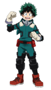 Izuku Midoriya 2nd Costume Full01