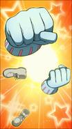 Toru Hagakure Character Art 3 Smash Tap