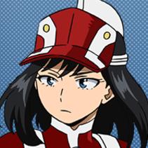 Yui Kodai Anime Portrait