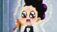 Minoru Mineta overjoyed