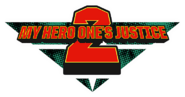 My Hero One's Justice 2 English Logo