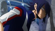 Tamaki Amajiki watches Mirio fight Class 1-A