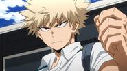 Katsuki refuses Yo Shindo's hand