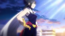Nana Shimura Cuerpo Anime