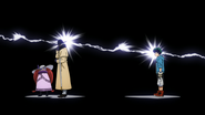 Izuku and Danjuro realize who the other is
