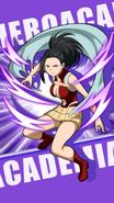 Momo Yaoyorozu Character Art 2 Smash Tap