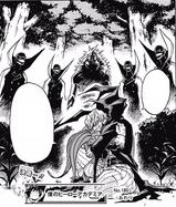Danjuro Tobita & Manami Aiba surrender