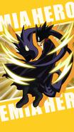 Fumikage Tokoyami Character Art 2 Smash Tap