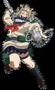 Himiko Toga Anime Action