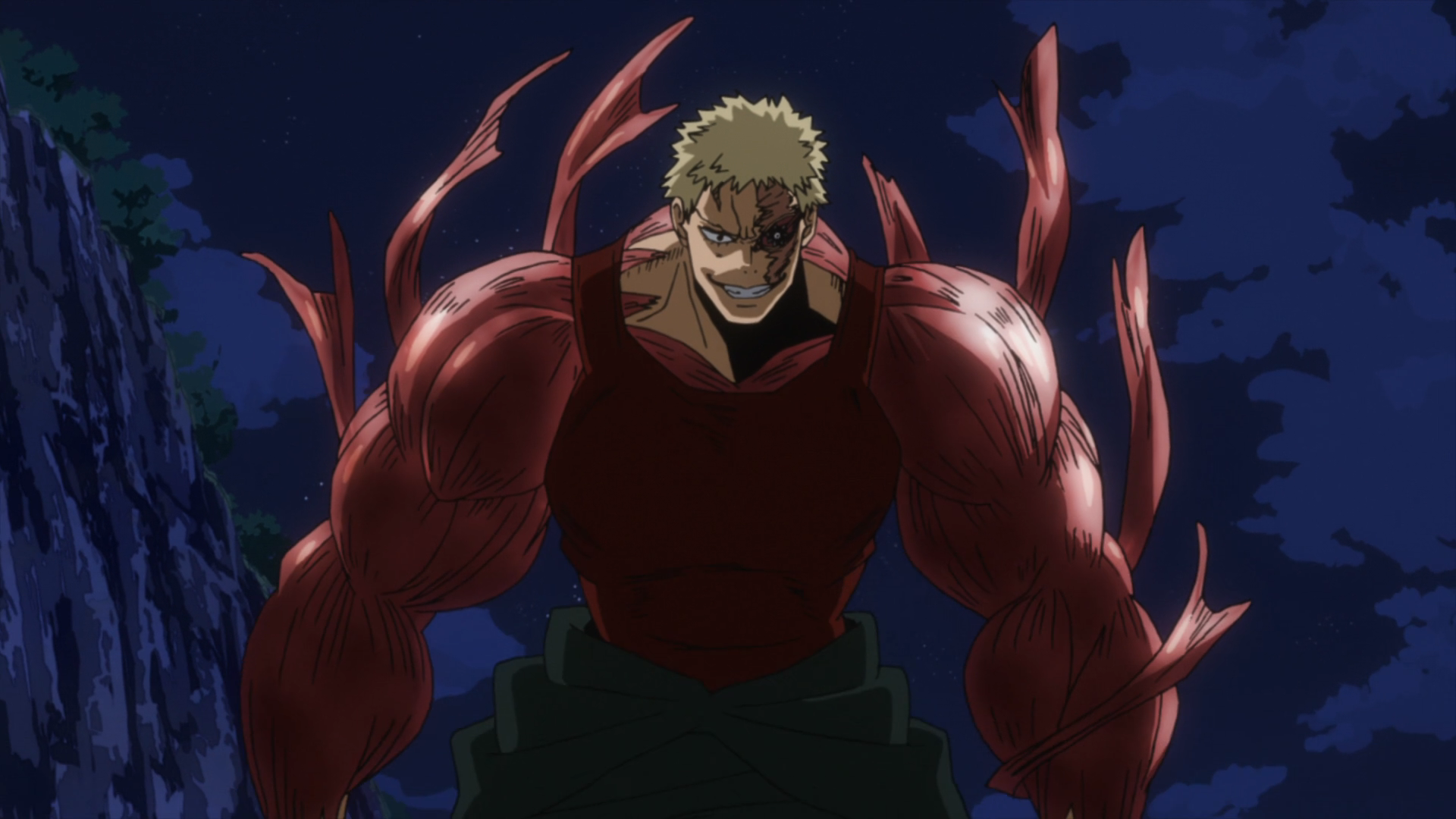 Muscle Augmentation | Boku no Hero Academia Wiki | FANDOM ...