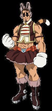 Tiger Anime Profile