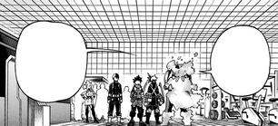 Endeavor Hero Agency's gym