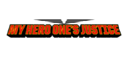 My Hero One's Justice Logo (English)