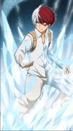 Shoto Todoroki Character Art 4 Smash Tap