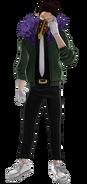 Kai Chisaki One's Justice 2 Design