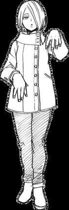 Reiko Yanagi Civilian
