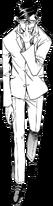 Sir Nighteye Manga Profile