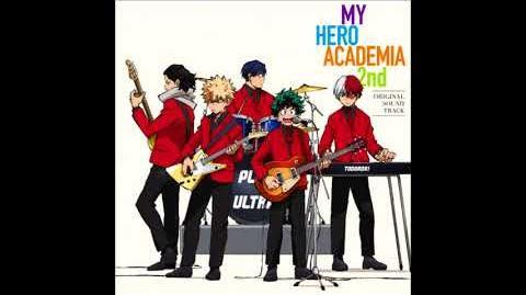 My Hero Academia Musique - Hidari wa Zettai Tsukawanee