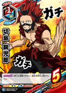 TCG Eijiro Kirishima Hero Costume