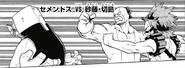 Eijiro Kirishima & Rikidou Sato vs. Cementoss