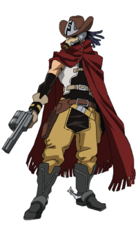Snipe Anime Profile