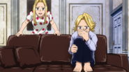 Yuga watches All Might vs All For One