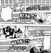 Class 1-B defeated Round 5