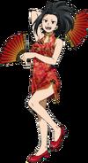 Momo Yaoyorozu Martial Arts Outfit
