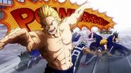 Class 1-A vs. Mirio Togata Anime (1)