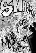 Hideout Raid Arc (Manga)