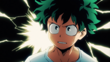 Izuku thinks about the Room King
