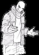 Shikkui Makabe sketch